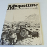 Maquettiste Vol 1 Numero 2 IPMS France Plastic Modellers Publication Military @sold@